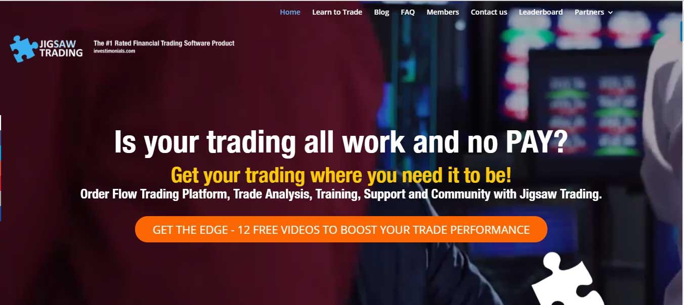 jigsaw trading