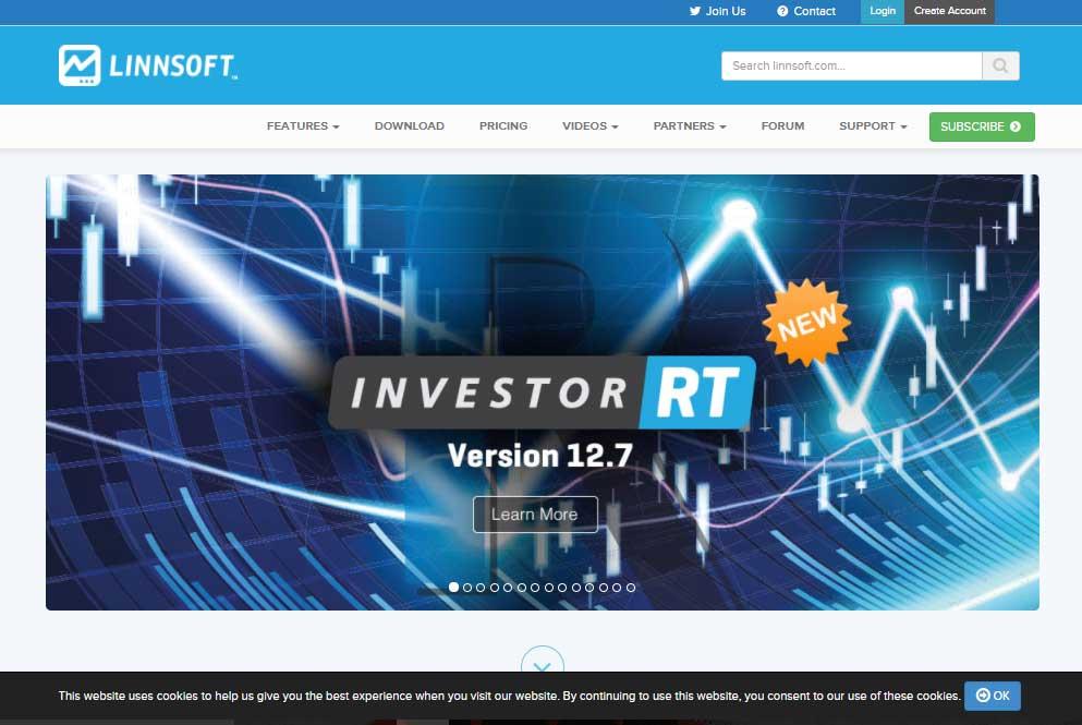 linnsoft investor RT