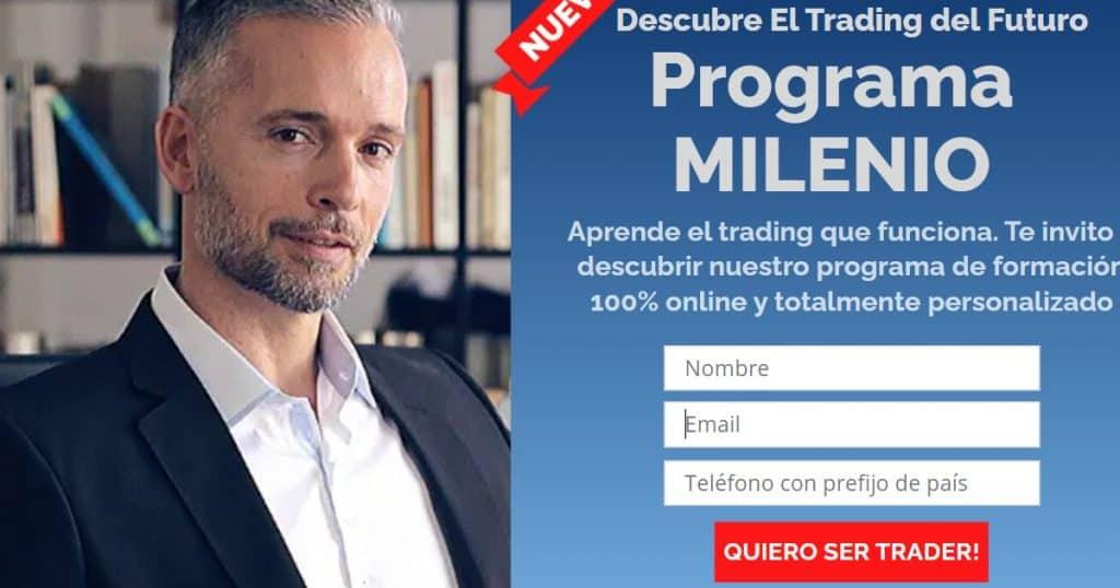 curso de bolsa trading de futuros milenio