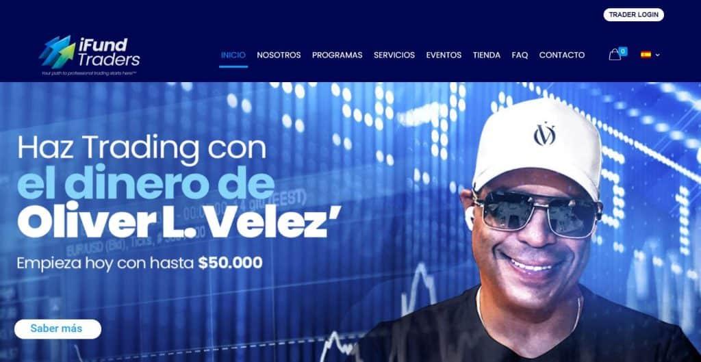Oliver Velez cursos de trading