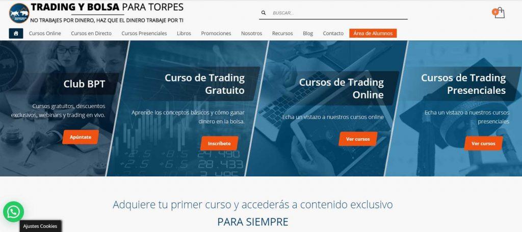 trading y bolsa para torpes de Francisca Serrano