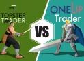 TopstepTrader vs. OneUp Trader